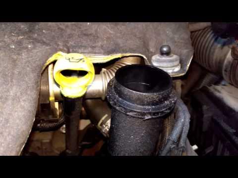 Peugeot 807 Oil Problem
