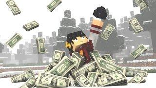 getlinkyoutube.com-Minecraft: Trocando Dinheiro por Itens - SKY WARS EGGS ‹ AM3NlC ›