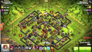 getlinkyoutube.com-How to Defeat the TH10 Square Base