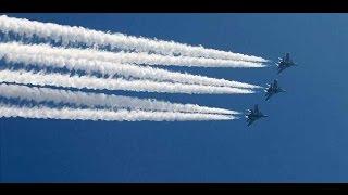 67th Republic Day: Breathtaking IAF fly-past on Rajpath