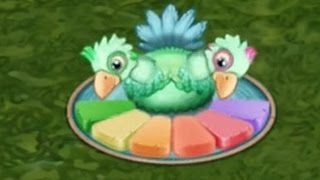 getlinkyoutube.com-My Singing Monsters 2: Dawn of Fire - Quibble Monster