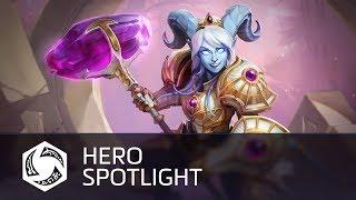 Heroes of the Storm - Yrel Spotlight