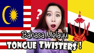Malay Tongue Twister - Ayat Bahasa Melayu yang Belit Lidah