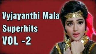 getlinkyoutube.com-Vyjayanthimala Superhit Song Collection (HD)  - Jukebox 2 - Evergreen Old Hindi Songs Collection