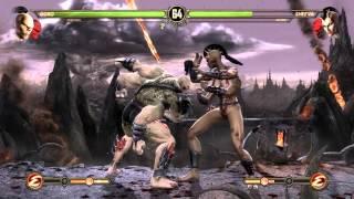 getlinkyoutube.com-Zerando em Dupla Goro e Kintaro   Mortal Kombat PC