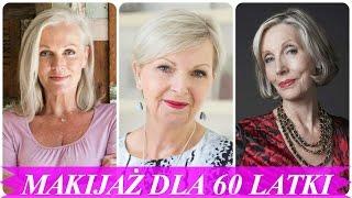 getlinkyoutube.com-Makijaż dla 60 latki