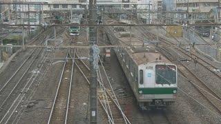 getlinkyoutube.com-平日朝の常磐線松戸駅