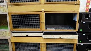 getlinkyoutube.com-Германские клетки для кроликов