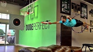 getlinkyoutube.com-Nerf Blasters Battle | Dude Perfect