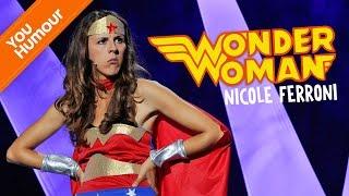getlinkyoutube.com-NICOLE FERRONI - Wonder Woman