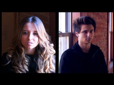 Coldplay & Rihanna - Princess of China - 2012 BRIT Awards (Cover) Connor & Ali Brustofski