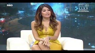 getlinkyoutube.com-Maria Selena Presenter Cantik Selamat Malam Indonesia ( AnTV) 11/12/2015