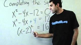 getlinkyoutube.com-Algebra - Completing the square