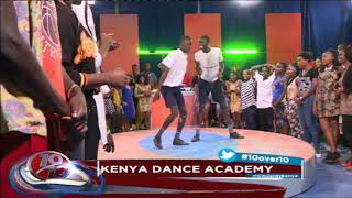 DANCE OF THE WEEK | Kenya Dance Academy #10Over10