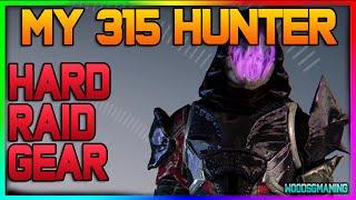 "getlinkyoutube.com-Destiny: My Light Level 315 Hunter - ""Taken King Expansion"" -  ""Kings Fall Hard Raid Gear"""