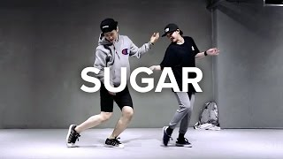 getlinkyoutube.com-Eunho Kim Choreography / Sugar - Maroon 5