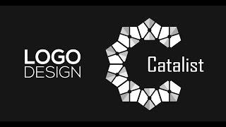 getlinkyoutube.com-Professional Logo Design - Adobe Illustrator cs6 (Catalist)