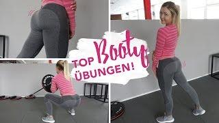 getlinkyoutube.com-GROßER PO! Top Booty Übungen | So funktionierts!