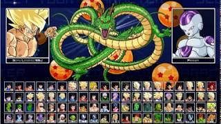 getlinkyoutube.com-Goku vs Freeza Dragon Ball Z Full Power MUGEN