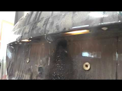 Porsche Cayenne установка омывателя камеры