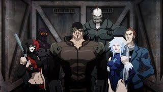 getlinkyoutube.com-Batman: Assault on Arkham - Come With Me Now - Suicide Squad Music Video [HD]
