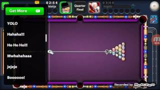 getlinkyoutube.com-8 ball pool - Glitch