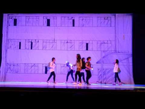 Apresentação teatral - 60 Anos - Colégio Nossa Senhora da Conceição - Salvador - Ba