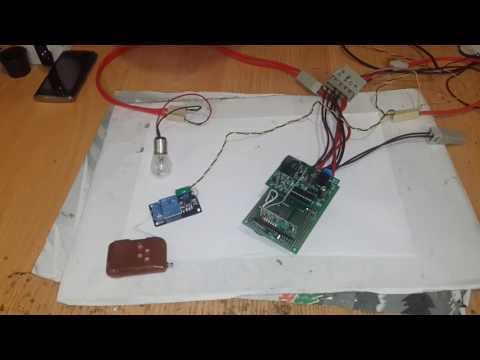 """Електропривод багажника Hyundai Grandeur TG 2008 - вторая версия """"мозгов"""" + радио кнопка двери"""