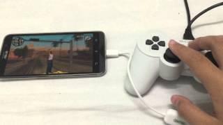 getlinkyoutube.com-Hướng dẫn kết nối tay cầm dualshock với smartphone android