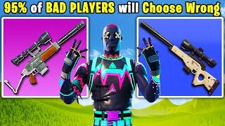 10 DUMB Things Only BAD Fortnite Players Do