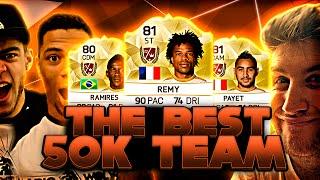 getlinkyoutube.com-THE BEST 50K TEAM IN FIFA 16!