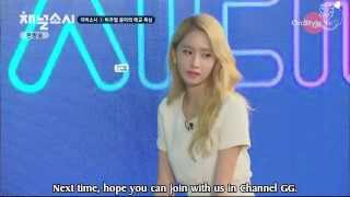 getlinkyoutube.com-[JHH][Engsub] Yoona phonecall to Eunhyuk 150804 Channel GG