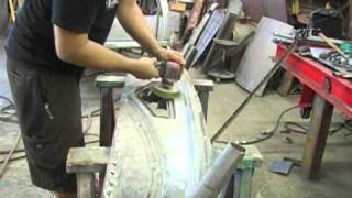 Bass Kustom the WADE COUPE (part 3)