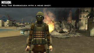 getlinkyoutube.com-Kill Shot Black Ops Mission Region 10 - Kill The Barracuda with a Head Shot Gameplay