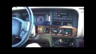 Grand Cherokee 5.9 Supercharged Stage 5