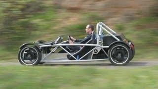 getlinkyoutube.com-MEV Rocket ( Aerial Atom Style Kit Car )