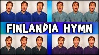 getlinkyoutube.com-Finlandia Hymn (One Man Choir) - Trudbol A Cappella