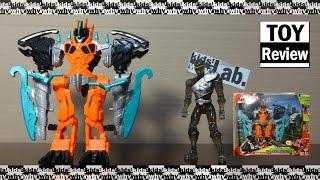 getlinkyoutube.com-파워레인저 다이노포스 블랙 조드 아머 레인저 미국판 장난감 박스 개봉기 Power Rangers Dino Charge Deluxe Zord Armor Ranger Box O