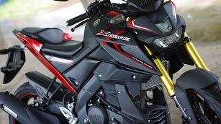 getlinkyoutube.com-Yamaha Xabre 2016 : VLOG Review