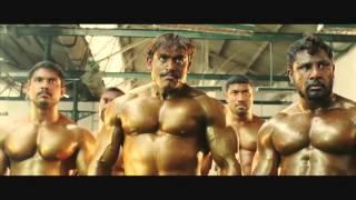 getlinkyoutube.com-Драка  Бодибилдеров - [ Индийский кинематограф снова жестит ] |  Fight Bodybuilders