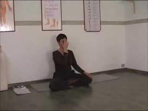 Siddha Yoni Asana-Pranayama