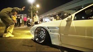 getlinkyoutube.com-【搬出動画③】StanceNation 2015 Tokyo G Edition スタンスネーションJAPAN 車高短 シャコタン Lowered exhaust low car