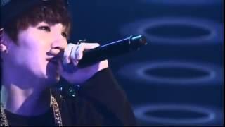BTS - Coffee @ 1st Japan Showcase in Zepp Tour