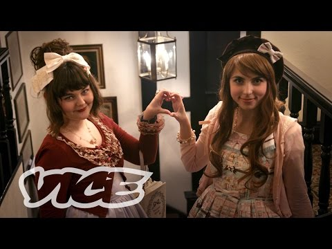 Why I Am A Lolita: The Modern, Modest Japanese Subculture