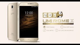 getlinkyoutube.com-UMI ROME X  UNBOXING Y  1 ra IMPRESION EN ESPAÑOL LATINO