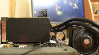 getlinkyoutube.com-AMD Radeon R9 Fury X Noise test