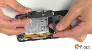 getlinkyoutube.com-LG G2 Battery Repair
