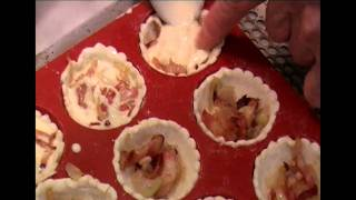 getlinkyoutube.com-Mini Quiches par Mamy Monica