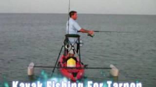 getlinkyoutube.com-Kayak Fishing For Tarpon from a Stand N Fish
