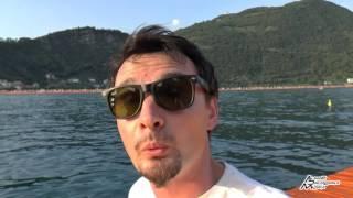 Sofia Parodia - Alberto Dimensione Musica - The floating piers song